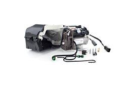 Range Rover Sport (avec VDS) Compresseur de suspension pneumatique incl. boîtier, kit d'admission / décharge (2010-2013) LR061663